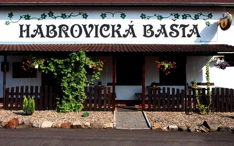 Ústí nad Labem, Ústecký kraj: Penzion Habrovická Bašta
