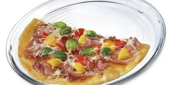 SIMAX forma na pizzu d320x20 sklo3