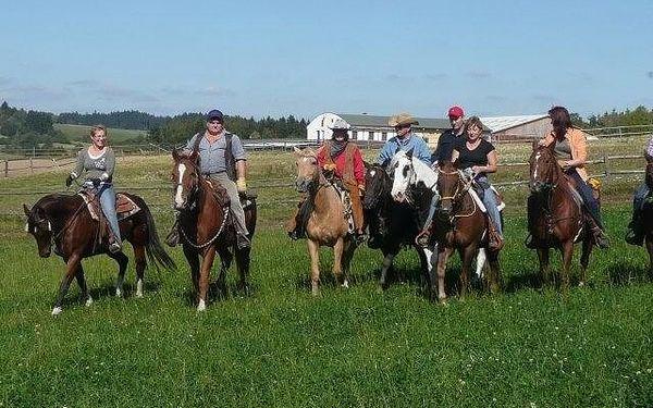 Pobyt na westernovém ranči | Pavlov | Duben - prosinec. | 3 dny/2 noci.2