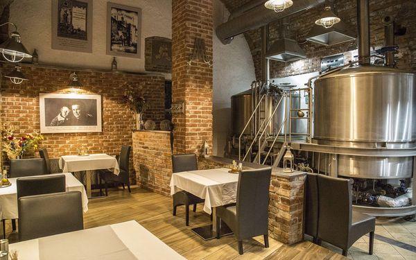 Romantická VIP pivní péče v Křišťálové kapli s večeří pro dva (4 zážitky pro každého)3