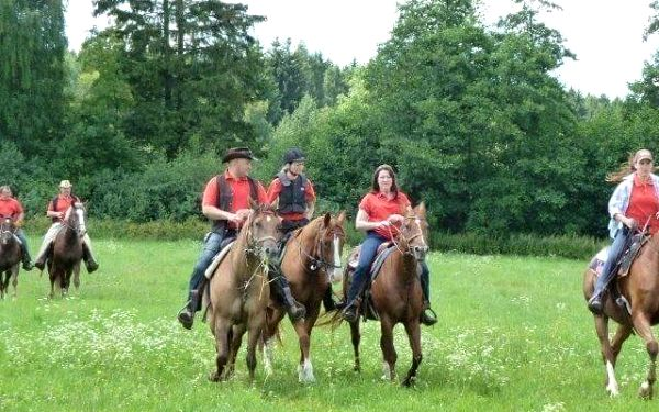 Pobyt na westernovém ranči | Pavlov | Duben - prosinec. | 3 dny/2 noci.3