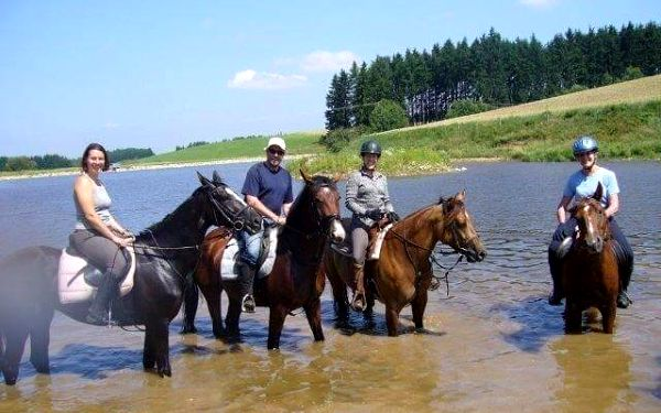 Pobyt na westernovém ranči | Pavlov | Duben - prosinec. | 3 dny/2 noci.5