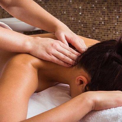 Důkladná péče: ruská masáž v délce 60 minut