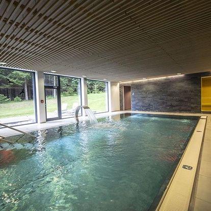 Nové Město na Moravě, hotel Ski*** s neomezeným wellness