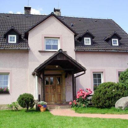 Navšivte Tiské stěny: Ubytování Doma