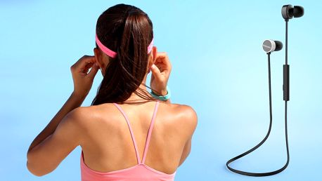 Bluetooth špunty do uší od Philipsu: výdrž 7 hod.
