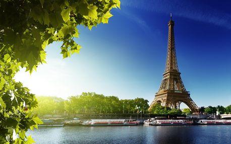 Paříž a Versailles | 5denní zájezd | Doprava, ubytování a průvodce v ceně | Bohatý program