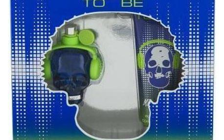 Police To Be Mr Beat dárková kazeta pro muže toaletní voda 40 ml + sprchový gel 100 ml