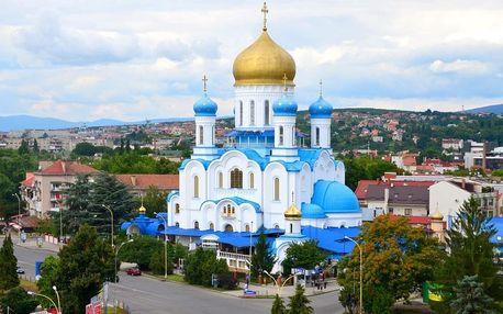 Neobjevená Ukrajina | 5denní poznávací zájezd s ubytováním a průvodcem v ceně
