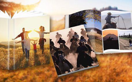 Fotokniha A4 z vašich nejkrásnějších fotografií