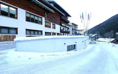 Santa Caterina | Hotel Santa Caterina*** 200 m od lanovky | Dítě zdarma | Wellness v ceně | Polopenze