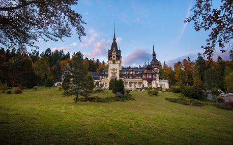 Cesta za památkami do Rumunska | 2 noci se snídaní | 5denní poznávací zájezd s průvodcem