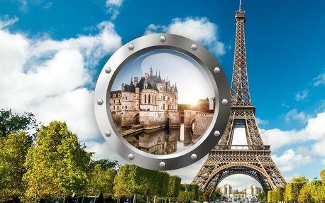 Paříž a nejkrásnější zámky na Loiře | 5denní zájezd | Doprava, ubytování a průvodce v ceně