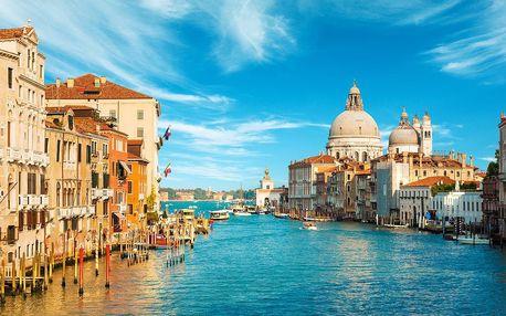 Romantické Benátky a Verona | 1 noc se snídaní | 4denní poznávací zájezd do Itálie
