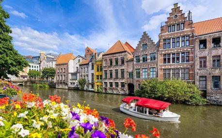 Belgie s bohatým programem | 5denní zájezd s ubytováním | Doprava a průvodce v ceně