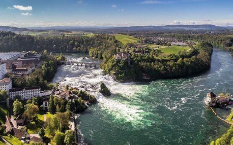 Curych a Rýnské vodopády s plavbou | 3denní poznávací zájezd s průvodcem