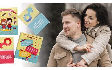 Zpestřete si partnerský život: 110 karet s úkoly