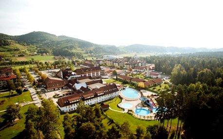 Slovinsko se skipasem | Hotel Atrij**** | Autobus k lanovce zdarma | Termály neomezně | Polopenze a skipas v ceně