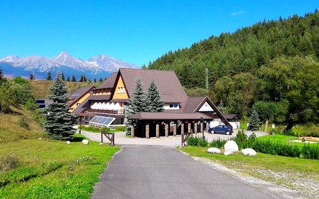 Hotel Sipox *** pod Tatrami s neomezeným wellness