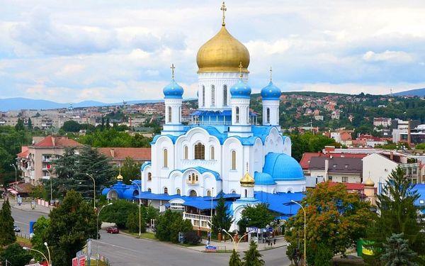 Neobjevená Ukrajina   5denní poznávací zájezd s ubytováním a průvodcem v ceně