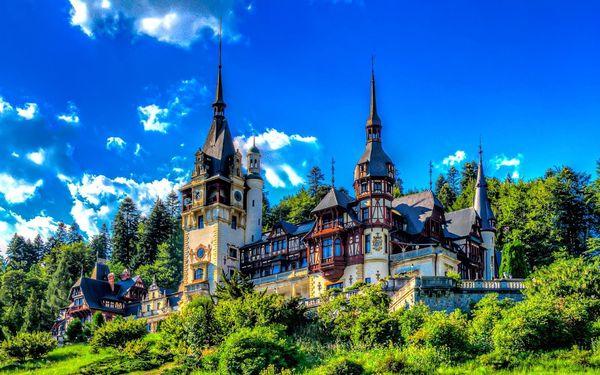 Cesta za památkami do Rumunska   2 noci se snídaní   5denní poznávací zájezd s průvodcem