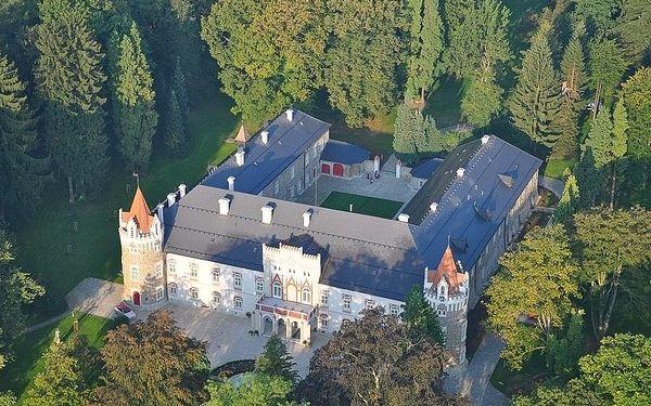 2denní pobyt pro 2 v Chateau Herálec4