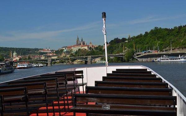 Večerní plavba s rautem, 2 hodiny, počet osob: 1 osoba od 13 let, Praha (Praha)4