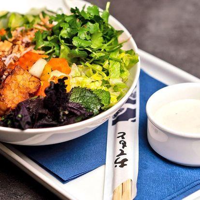 Asijské speciality: voucher na 300 či 500 Kč
