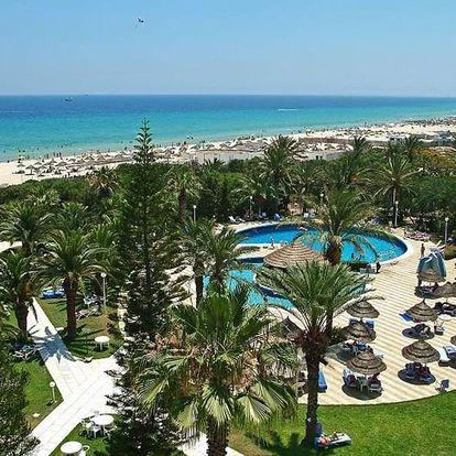 Tunisko - Sousse letecky na 8-22 dnů, all inclusive
