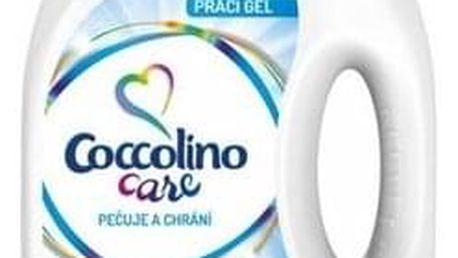 Coccolino Tekutý gel na praní Bílé prádlo 2,4 l