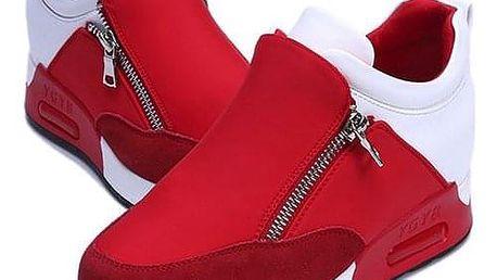 Dámské boty na platformě Reola - dodání do 2 dnů