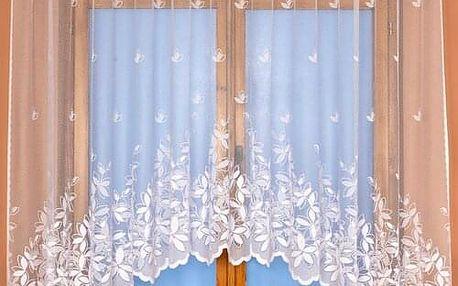 4Home Záclona Angelika, 250 x 150 cm, 250 x 150 cm