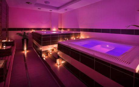 4* pobyt blízko Seče: polopenze, wellness i sauny