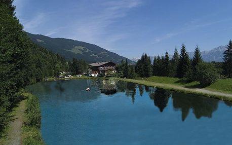 Rakousko - Kaprun - Zell am See na 8 dnů, all inclusive