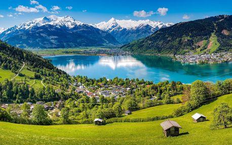 Krimmelské vodopády a Zell am See | 2denní zájezd s ubytováním a průvodcem