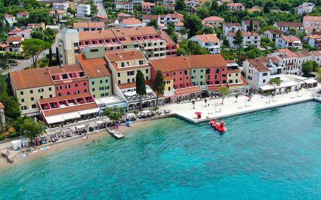 Chorvatsko - Krk na 5 dnů, polopenze