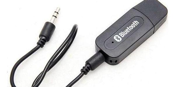 Bluetooth přijímač s audio konektorem - 3,5 mm - - dodání do 2 dnů