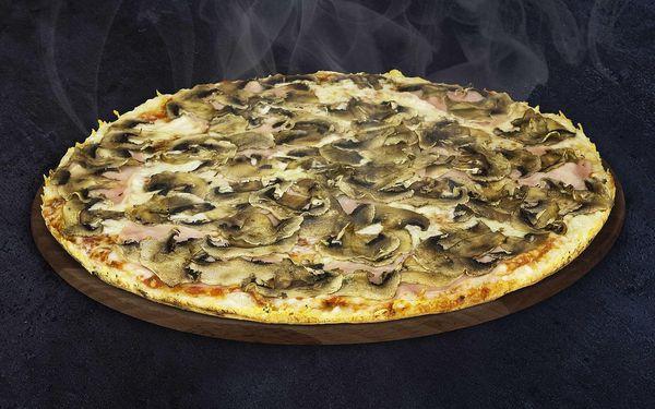 2x Pepinova pizza s rozvozem domů4