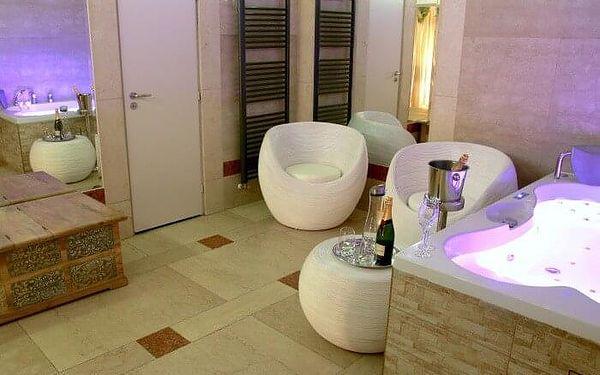 Privátní wellness se saunou a vířivkou | Praha | Celoročně. | 100 minut.5