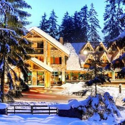 JASNÁ - Krásný horský wellness pobyt v jedinečném Adult-friendly hotelu Tri Studničky