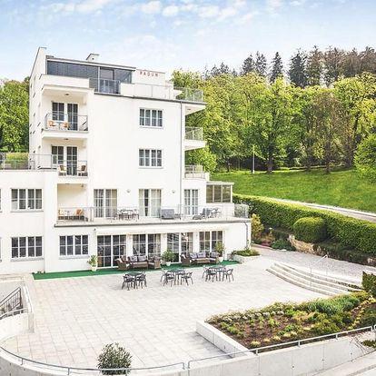 Luhačovice, Boutique Hotel Radun**** ve funkcionalistické vile