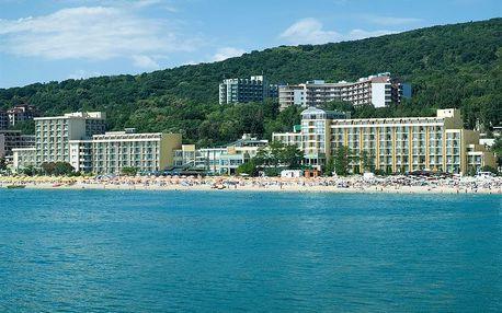 Bulharsko - Zlaté Písky letecky na 11-15 dnů, all inclusive