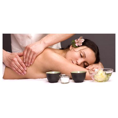 Čínská masáž Tuina či masáž zad nebo nohou