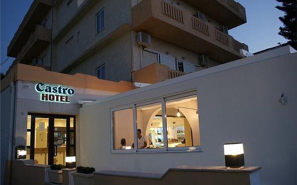 Castro Hotel, Kréta, Řecko, Kréta, letecky, polopenze5