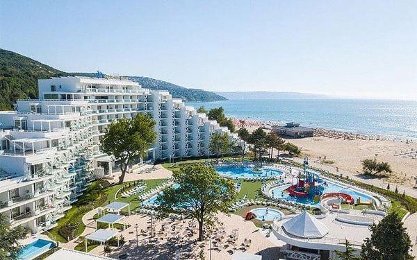 Hotel Maritim Hotel Paradise Blue Albena, Albena, Bulharsko, Albena, letecky, polopenze5
