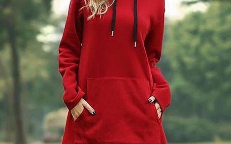 Dámské mikinové šaty Laura