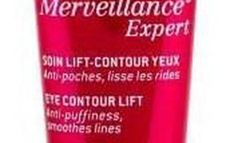 NUXE Merveillance Expert 15 ml liftingový oční krém tester pro ženy