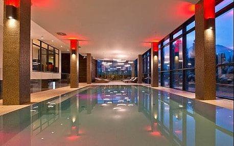 Nerušená dovolená s bazénem v Adult-friendly hotelu Lesná**** ve Vysokých Tatrách