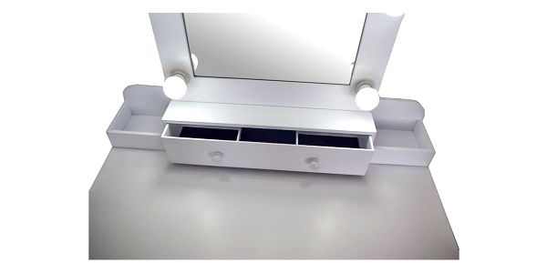 Kosmetický stolek se zrcadlem Beata, 75 x 40 x133 cm3