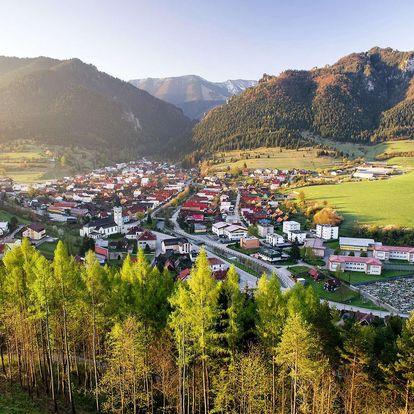 Penzion Goral Terchová - jeden z nejkrásnějších krajů Slovenska